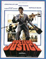 Affiche Docteur Justice