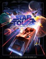 Affiche Star Tours : The Adventures Continue