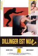 Affiche Dillinger est mort