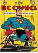 Couverture 75 Years Of DC Comics : The Art of Modern-Mythmaking