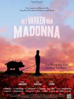 Affiche Het varken van Madonna