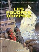 Couverture Les Foudres d'Hypsis - Valérian, tome 12