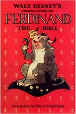 Affiche Ferdinand le taureau