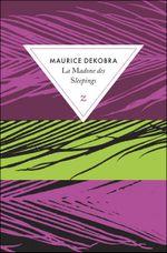 Couverture La Madone des sleepings