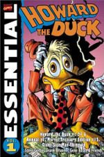 Couverture Essential Howard The Duck