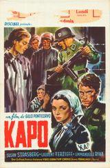 Affiche Kapo