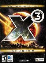 Jaquette X ³ : Reunion