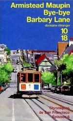 Couverture Bye-Bye Barbary Lane - Chroniques de San Francisco, tome 6