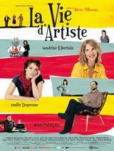 Affiche La Vie d'artiste