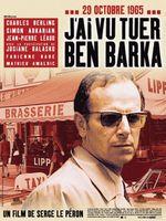 Affiche J'ai vu tuer Ben Barka