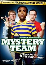 Affiche Mystery Team
