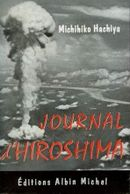 Couverture Journal d'Hiroshima