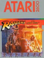 Jaquette Raiders of the Lost Ark