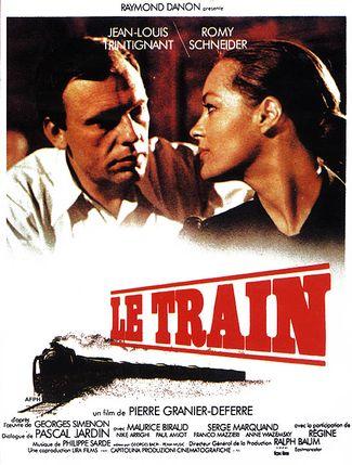 Des films d'amour où ils se rencontrent dans un train