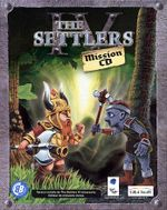 Jaquette The Settlers IV Mission CD