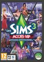 Jaquette Les Sims 3 : Accès VIP