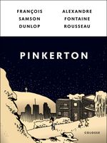 Couverture Pinkerton