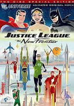 Affiche Justice League : The New Frontier
