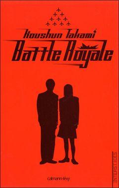 Couverture Battle Royale
