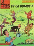 Couverture Les 4 as et la bombe F