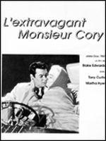 Affiche L'Extravagant Monsieur Cory