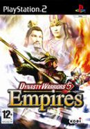 Jaquette Dynasty Warriors 5 : Empires