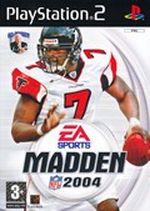 Jaquette Madden NFL 2004