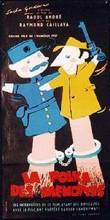 Affiche La polka des menottes