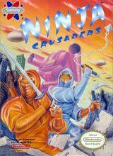 Jaquette Ninja Crusaders