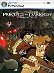 Jaquette Penny Arcade Adventures - On the Rain-Slick Precipice of Darkness : Episode Two