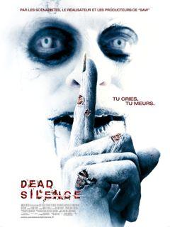 Affiche Dead Silence