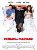 Affiche Permis de mariage