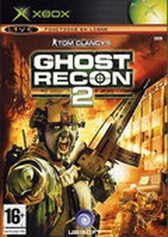 Jaquette Ghost Recon 2