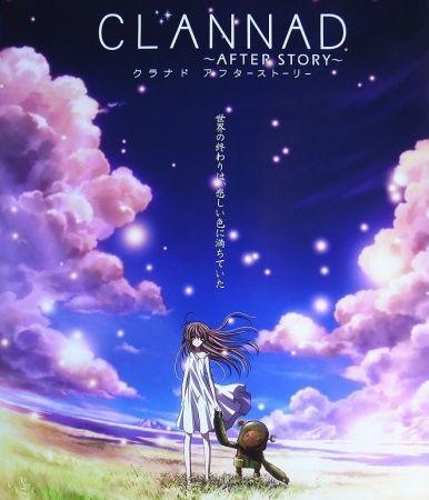 Clannad: un visual novel qui deviens un anime Clannad_After_Story