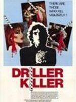 Affiche Driller Killer