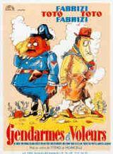 Affiche Gendarmes et voleurs