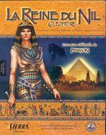 Jaquette Cléopâtre : La Reine du Nil