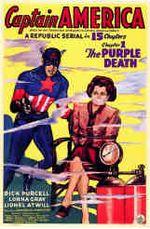 Affiche Captain America (1944)
