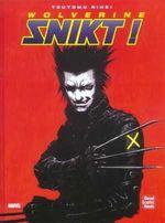 Couverture Wolverine - Snikt!