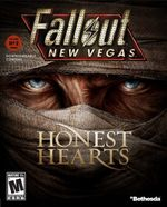Jaquette Fallout : New Vegas - Honest Hearts