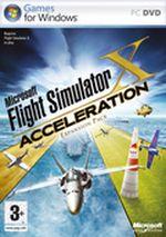 Jaquette Flight Simulator X : Acceleration