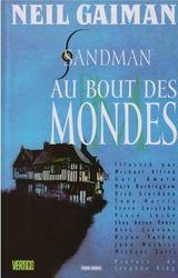 Couverture Au bout des mondes - Sandman, tome 8