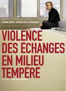 Affiche Violence des échanges en milieu tempéré