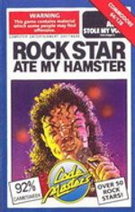 Jaquette Rock Star Ate My Hamster