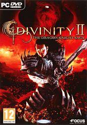 Jaquette Divinity II: The Dragon Knight Saga
