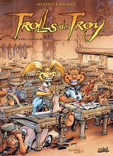 Couverture Sang famille - Trolls de Troy, tome 12