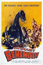 Affiche Behemoth, le monstre des mers