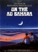 Affiche Un thé au Sahara