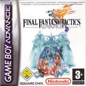 Jaquette Final Fantasy Tactics Advance