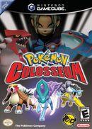 Jaquette Pokémon Colosseum